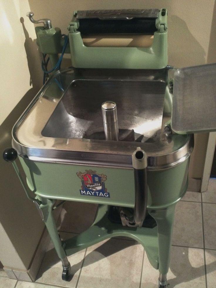 My Fully Restored 1935 Maytag Model 30 Wringer Washer