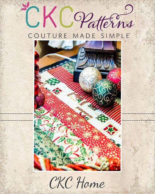 Create Kids Couture: 4th Day of Christmas: Quilt-As-You-Go Place Mat