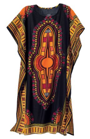 AFRICAN DASHIKI DRESS OR SWIM COVER at West & Harlow (fearless fashion for curvy plus size women) #PLUSSIZESWIM #plussize #plussizefashion #WandH #westandharlow #westandharlowgirl #curvyfashion #psfashion #curvyplussize westandharlow.com