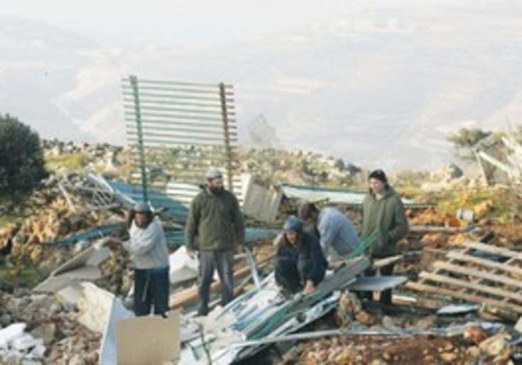 BLOOD LIBEL: THE MYTH OF 'PRIVATE PALESTINIAN LAND'