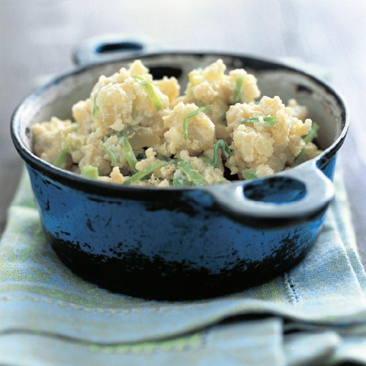 Jáhly a bramborovo-jahelné šťouchance