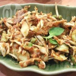 Recipe photo: Karedok- A Sundanese Salad