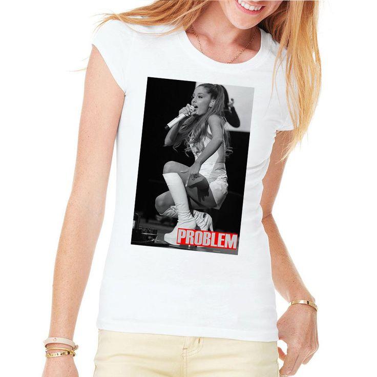 ariana grande problema jk collection for cute Women - Mens T-Shirt S-2XL  #Gildan #BasicTee