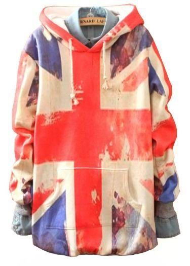 british flag sweatshirt