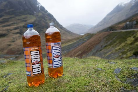 10 things you (probably) didn't know about Irn Bru