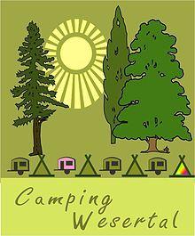 Kleiner Naturcamping in der Ostkantone! Hohes Venn, Eifel, Ardennen in der Nähe. Campen an Fluss und Wald. Aachen, Monschau, Eupen nicht weit.