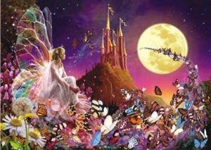 Anatolian 1500 Parça Puzzle - Peri Masalı Puzzle - Fairy Dreams