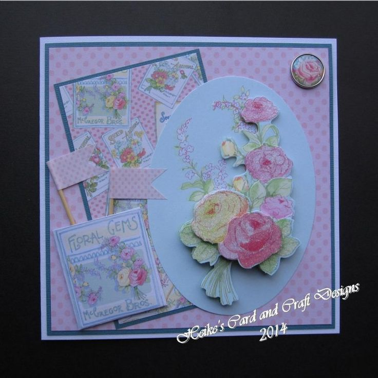 cards made using Dovecraft Forget me not craft products - Google Search