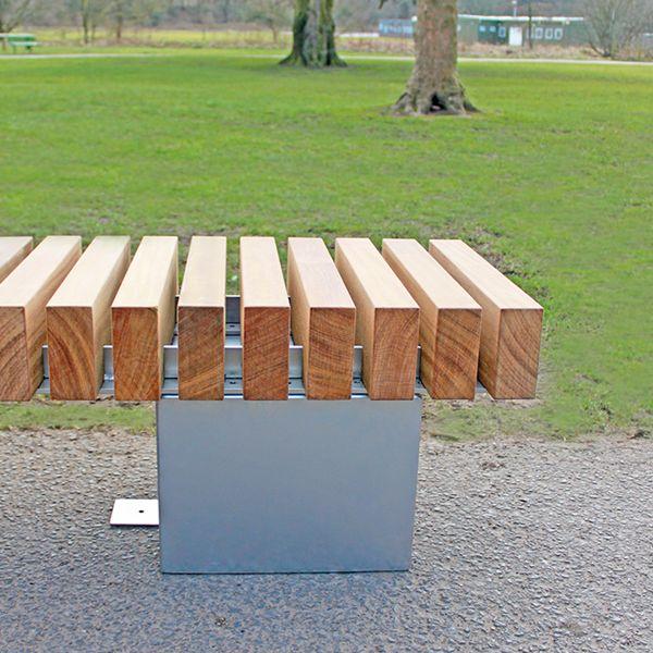 Woodscape Clifton Hardwood Bench