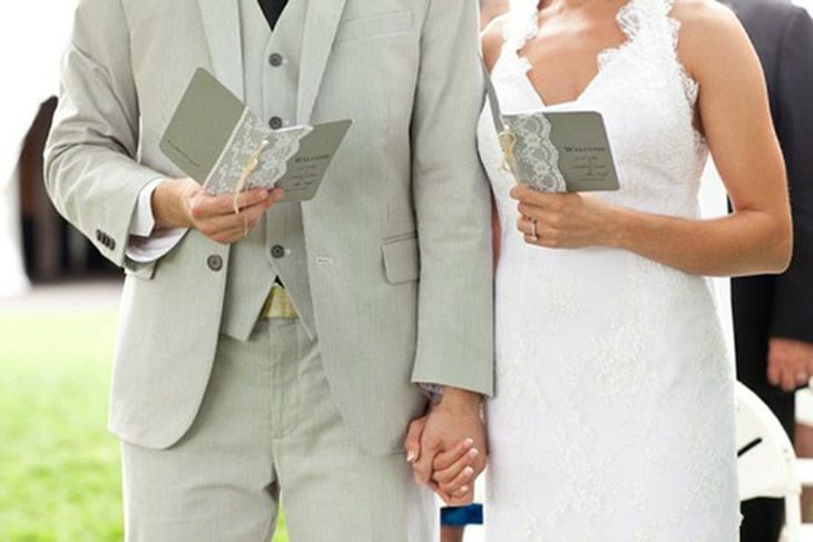 ideeën voor trouwbeloften