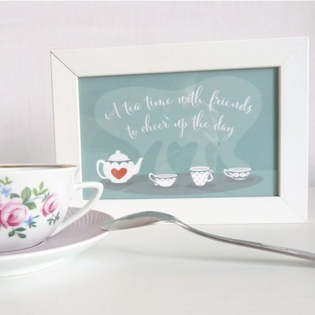MySweetCarterie / A tea time with friends to cheer up the day / Un tea-time entre amis pour illuminer la journée