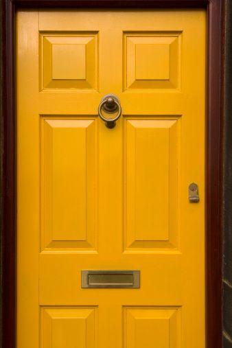 Front Door Feng Shui Colour