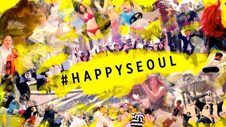 #HappySeoul http://youtu.be/-IOTR53ga8M