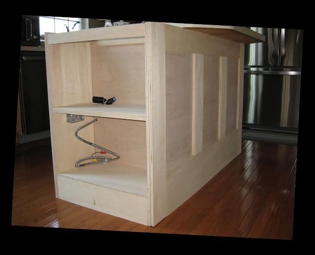 Diy Case Kitchen Island modren diy case kitchen island hack billy bookshelves storage with
