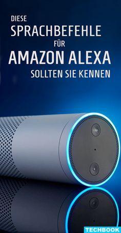 Diese Sprachbefehle für Amazon Alexa musst du kennen! – Christina Mück