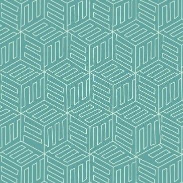 Annabel Wrigley - Maribel - Tessellate Aqua