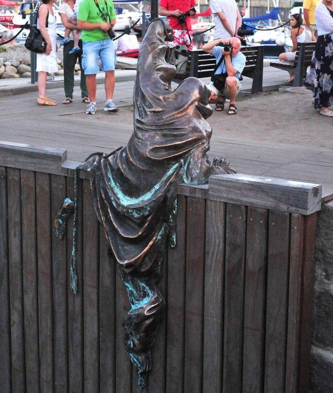 1417 Kreatív szobrok a világ minden tájáról