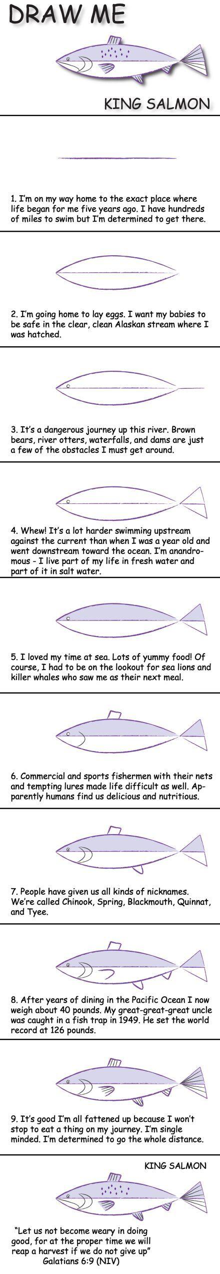 25 best Salmon Fun images on Pinterest   Teaching ideas, Funny ...