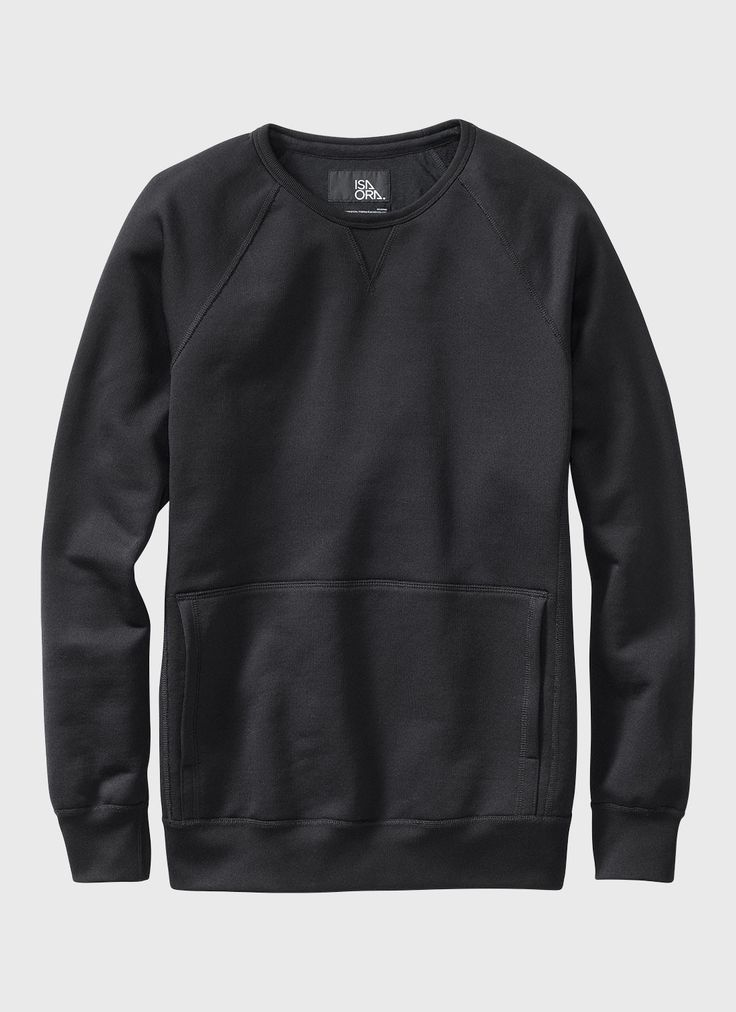 ISAORA | HVW Tek Lux Sweatshirt