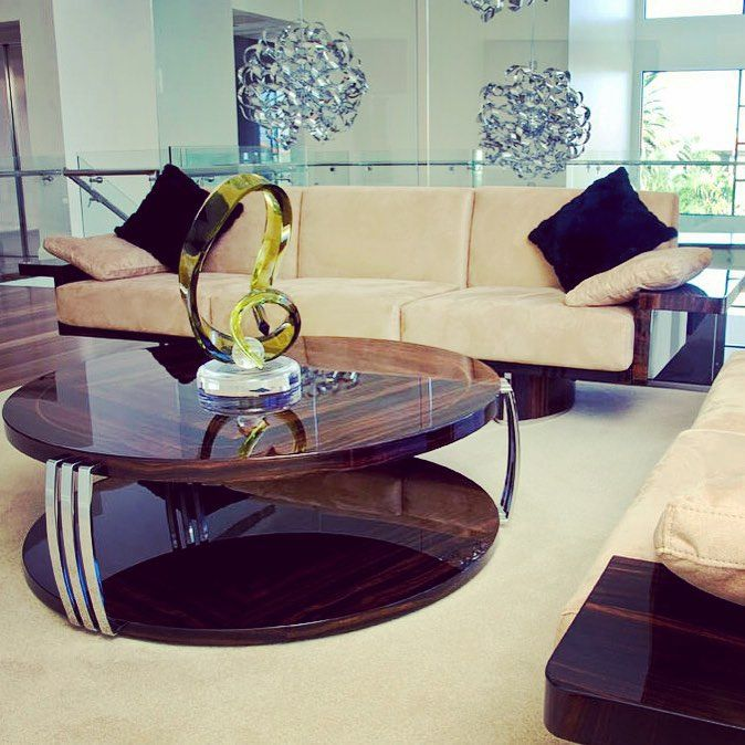 Gorgeous Luna Coffee Table - see the whole collection at www.sovereigninteriors.com.au