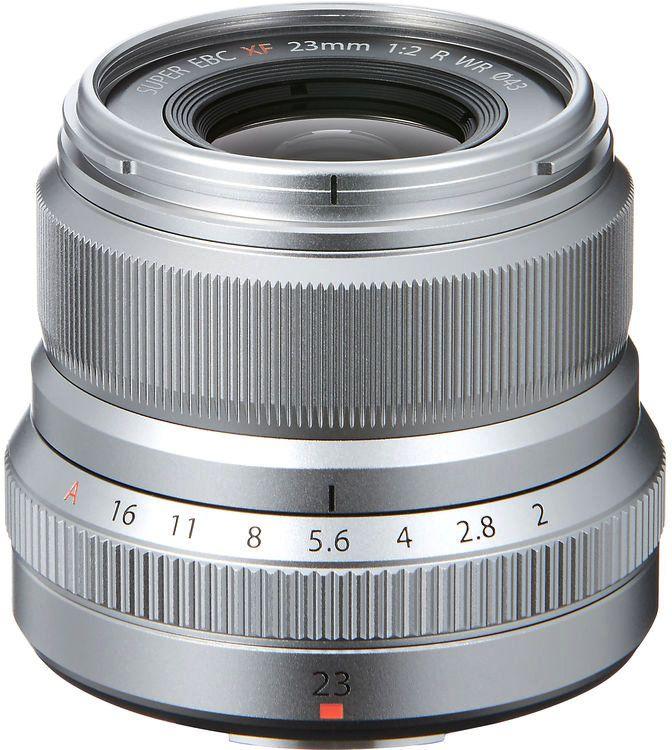 Obiectiv foto Fujifilm XF 23mm F2 R WR