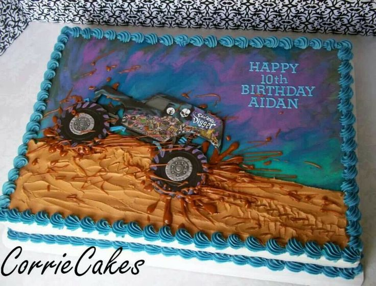 17 Best Images About Boy Birthday Cakes On Pinterest