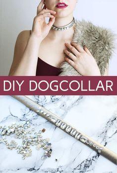 Ein Kristallchoker, ganz leicht selbstgemacht! Ohne nähen, ruckzuck fertig.  #strass #rhinestones #Glitter #Glitzer #bronze #shiny #diy #choker #collar #halsband #kette #schmuck #easy #nosew #sew #selbstgemacht #handgemacht #selber #machen #beauty #jewelry