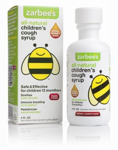 organic for toddlers   Zarbees: The All-Natural Cough Medicine For Kids That Actually Works ...