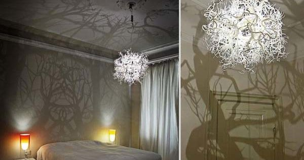 These incredible chandeliers are made by Hilden Diaz and serve to create a subtle but tone-setting, forest-like atmosphere in whichever room they preside. Crafted from a tree and root system created in miniature sculpture, this chandelier is a work of art in its own right and has quite an...