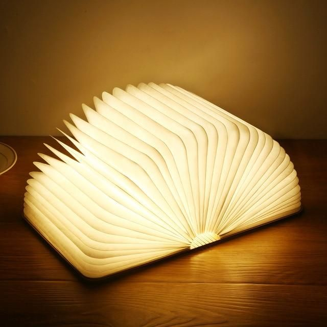 Magic Book Lamp Book Lamp Book Lights Lamp Decor