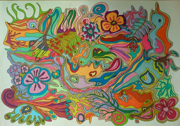 Beastymess by marjacq.art. hartopdetong.wordpress.com