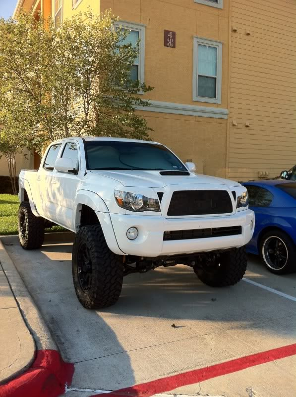 Lifted #Toyota # Tacoma exactly what I want mine to look like