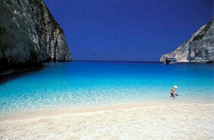 Navagio  beach , Zakintos Island??....or paradise??
