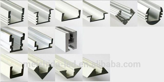 Perfil de aluminio led/yeso empotrado de extrusión/duro tira light-en Perfiles de Aluminio de Aluminio en m.spanish.alibaba.com.