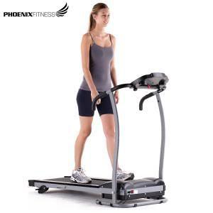 Phoenix Fitness T-200 Motorised Treadmill