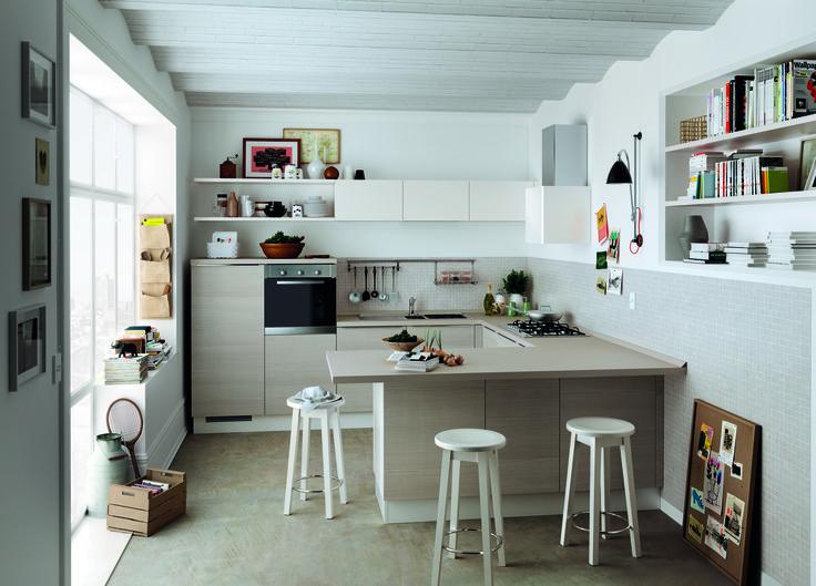 cucine piccole composizioni compatte anche per il soggiorno cose di casa