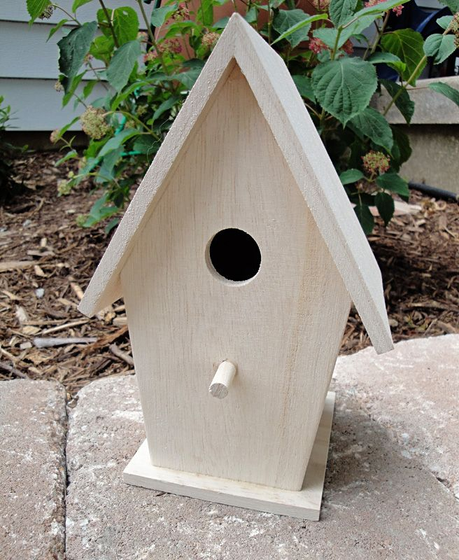 Large decorative bird houses for sale