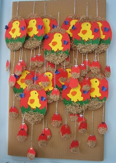 chick mobile craft