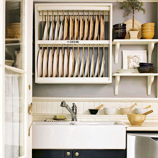 It S A New Year The Perfect Time To Redo Your Kitchen: 25+ Best Plate Racks Ideas On Pinterest