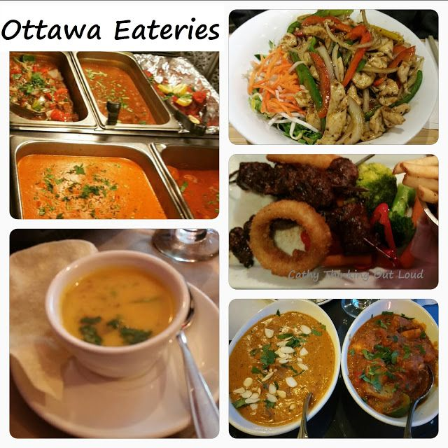 Cathy Thinking Out Loud: Here Are Seven Fabulous #Ottawa Eateries #WhereToE...