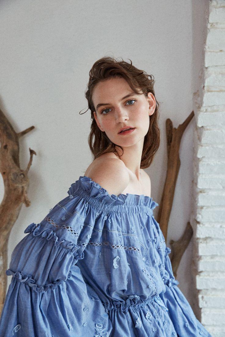 'ALMA AMANTE' AJE RESORT CAMPAIGN 2016/2017  The Marie Ange Dress