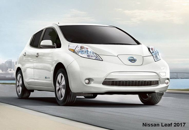 Nissan Leaf SV 2017 price, specifications & overview - fairwheels