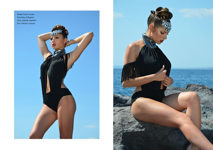 Adelaide Squidieri Beachwear Photographer Maria Carmisciano