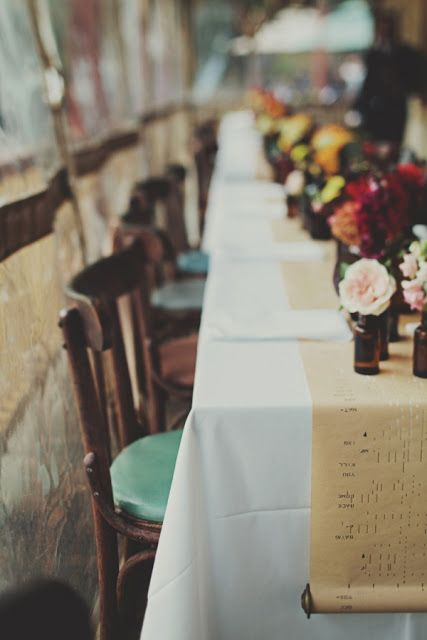 Mummy's Little Dreams: Vintage Themed Parties or Weddings #vintage #wedding #decor #inspiration