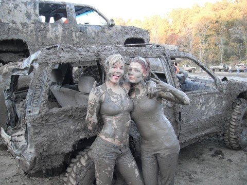 Oh Yah!!! Mud Bunnies...