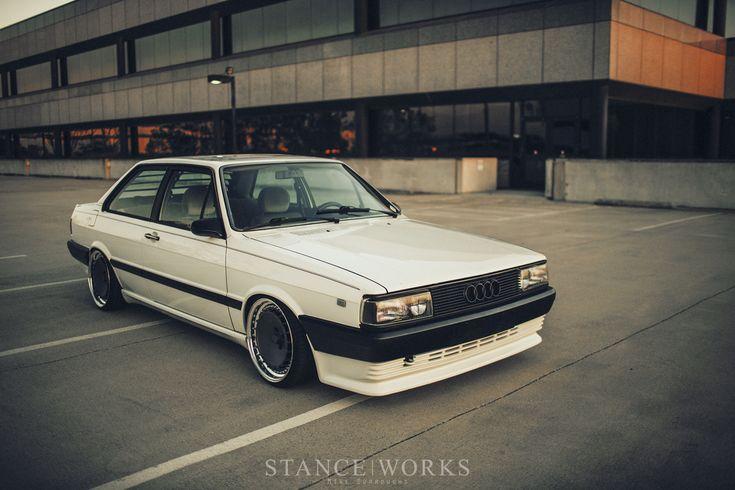 It Doesn't Equal Ten - Jason Whipple's 1981 B2 Audi 4000 5+5   Audi, Sport seats