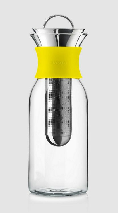 Products w eliek / Water Filter / Watercan / Eva Solo / Yellow Silikon / Glaswear /Tabletop / at lemanoosh