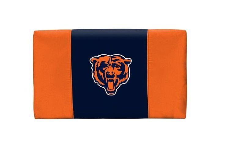 Chicago Bears Fan Favorite Twin Headboard