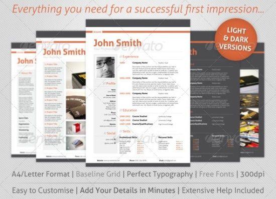 23 best Resume images on Pinterest Resume design, Print - resume deal