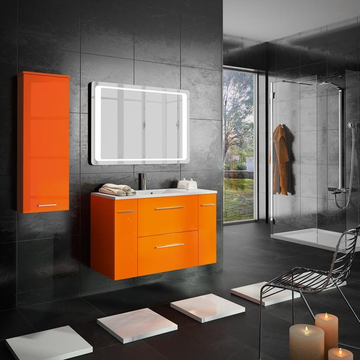 38 best images about meubles de salle de bain on pinterest sa feelings and 16. Black Bedroom Furniture Sets. Home Design Ideas